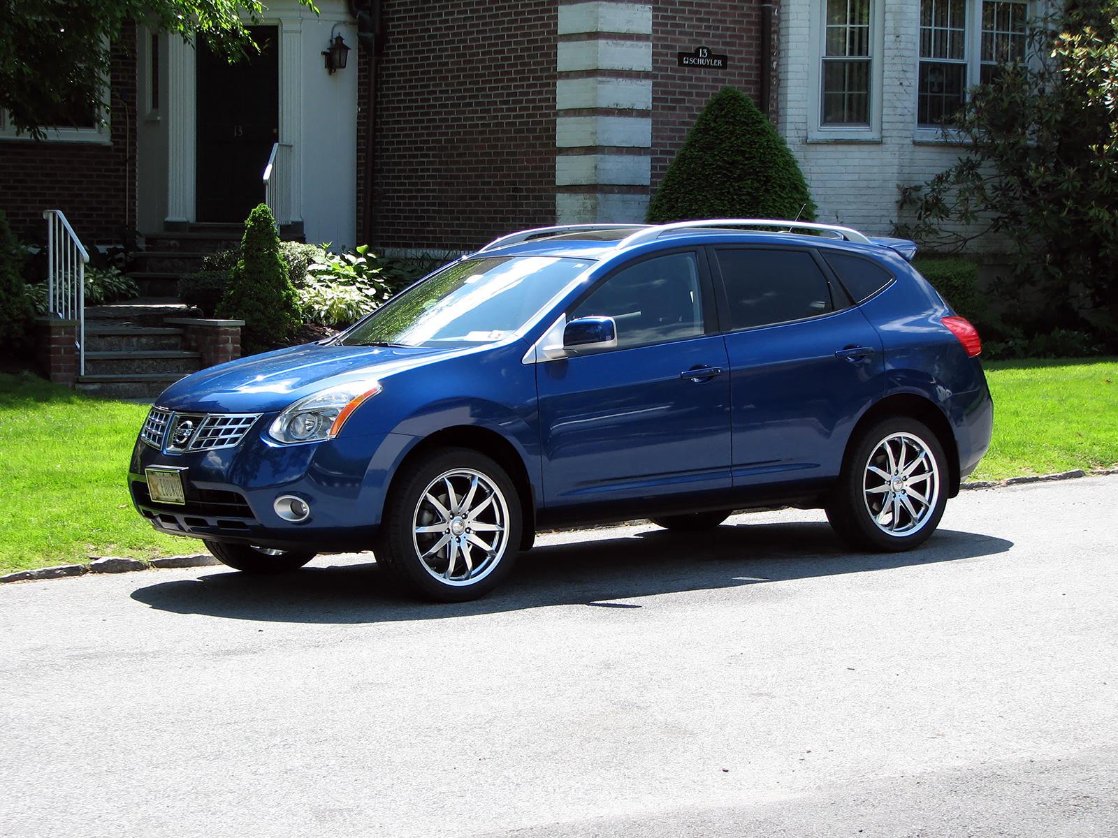 Nissan Rogue 2003 Autos Post