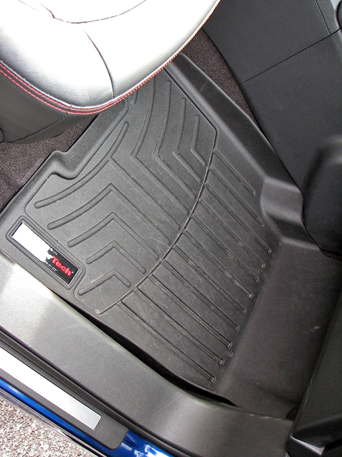 rubber floor mats nissan forum nissan forums. Black Bedroom Furniture Sets. Home Design Ideas